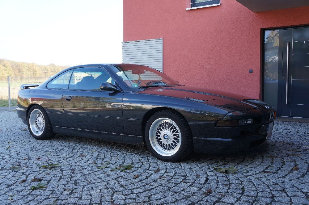 BMW 850 Csi Loading Images 7