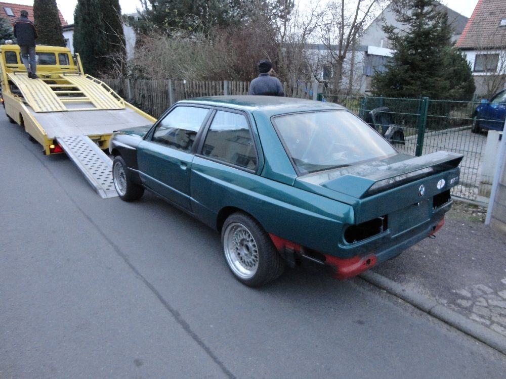 Bmw Restauration Bmw M3 E30