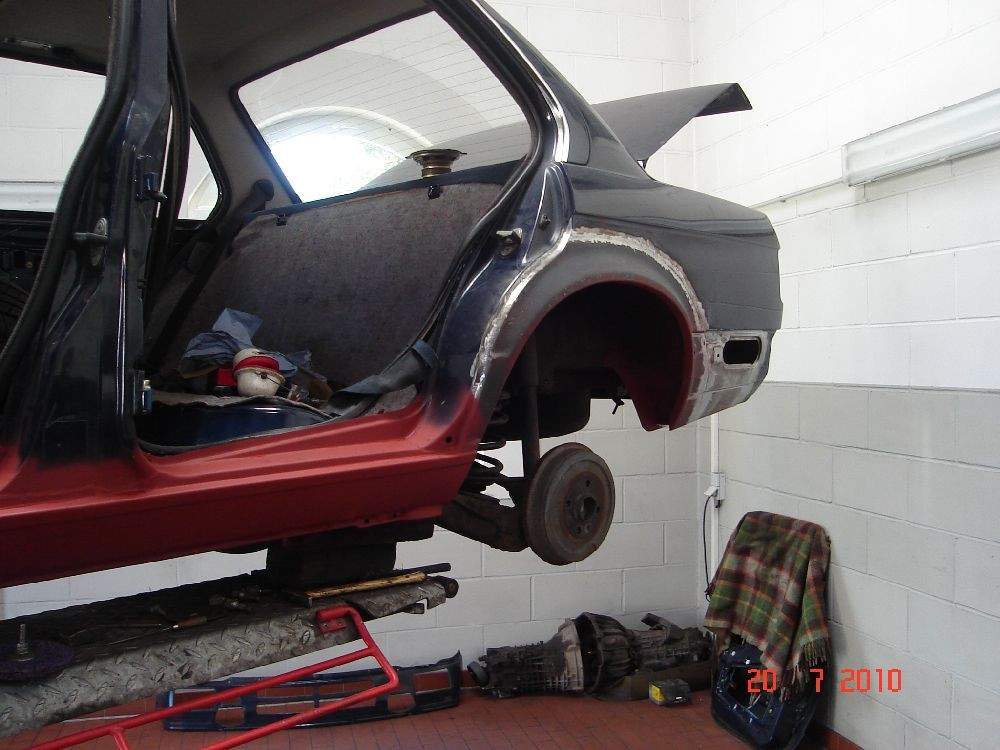 Bmw Restauration